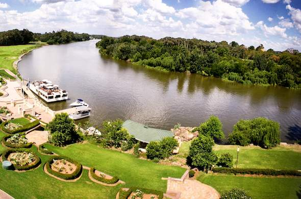 Riviera On Vaal Hotel & Country Club, Gauteng, South Africa.