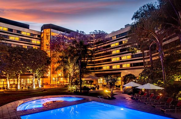 Business Hotels in Pretoria.